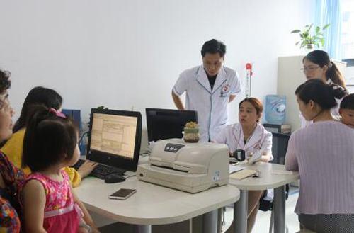 开封市儿童健康管理中心社区工作站